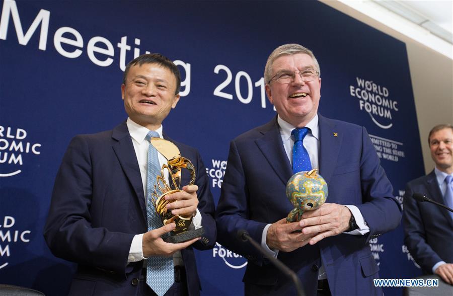 Le CIO et le groupe Alibaba lancent un partenariat à long terme