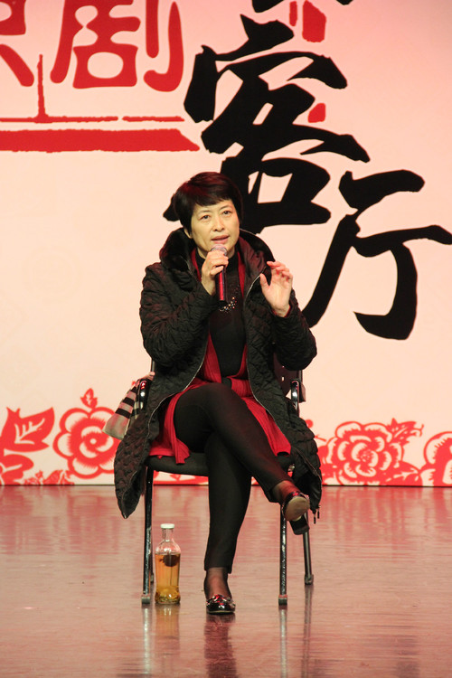 北京市曲剧团著名演员许娣回忆21年前《龙须沟》拍摄状况