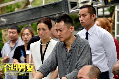 合约男女 大牌配角林雪五次搭档郑秀文颠覆出演