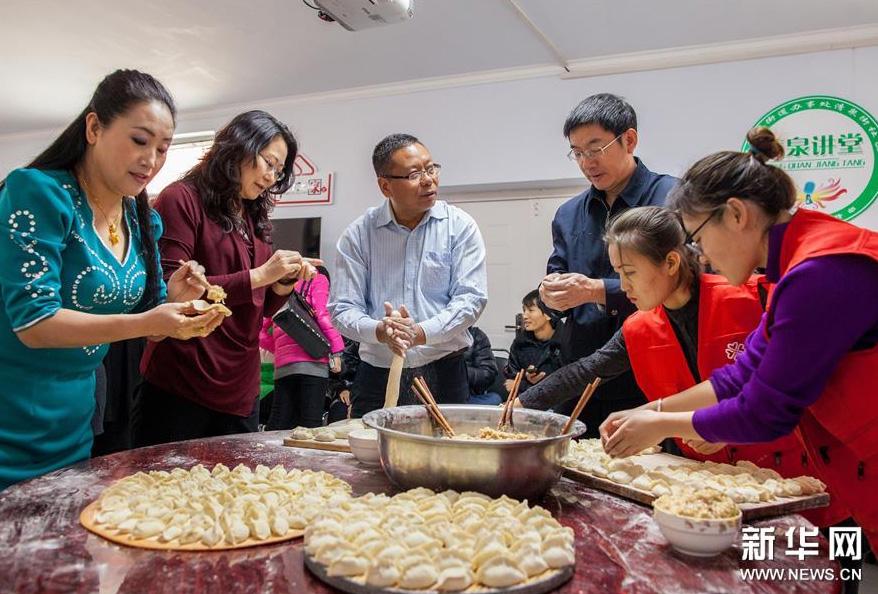 Les raviolis, plat incontournable de la fête du Printemps en Chine
