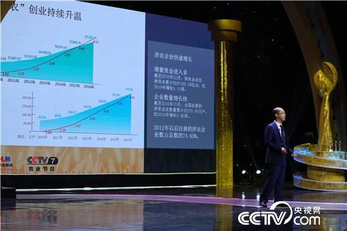 第七届CCTV三农创业致富榜样颁奖盛典