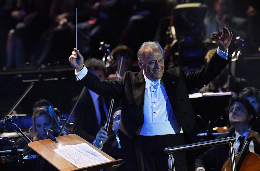 祖宾·梅塔2019年将卸任以色列爱乐乐团音乐总监