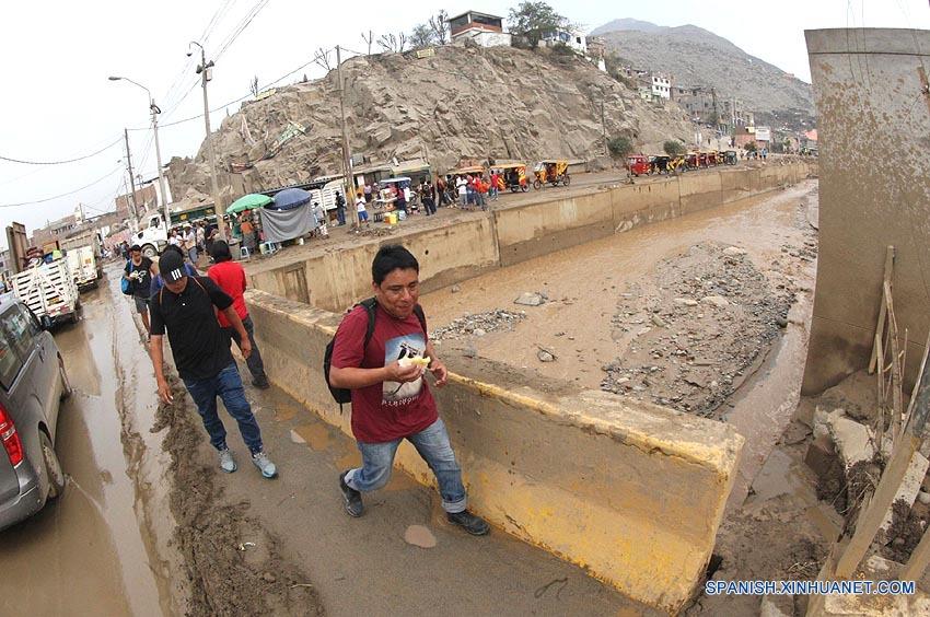 ESPECIAL: Ola de calor sofoca a 9,7 millones de peruanos