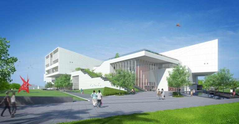 维多利亚和阿尔伯特博物馆将于在中国开设博物馆