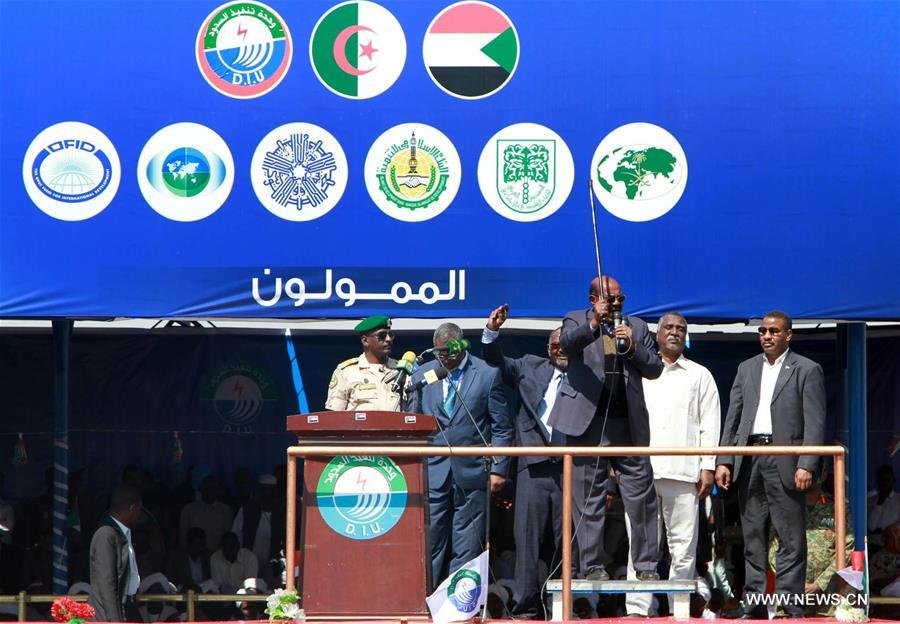 السودان يفتتح مشروع محطة كهرباء شرق البلاد