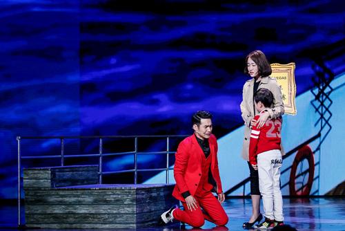 《欢乐喜剧人3》第二轮淘汰赛文松夺冠