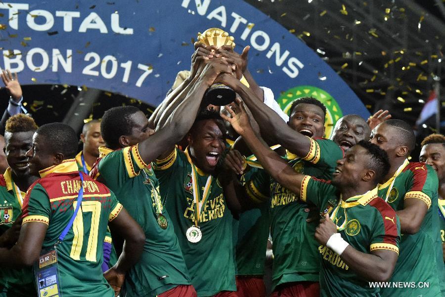 Le Cameroun remporte la 31ème CAN
