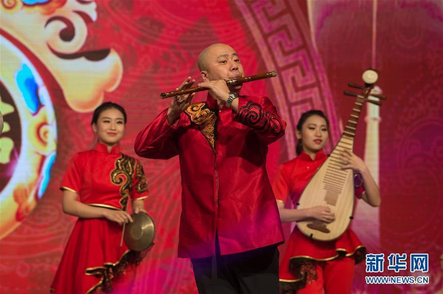 Un programa traslada el espíritu del Año Nuevo Lunar a Chicago y Yakarta