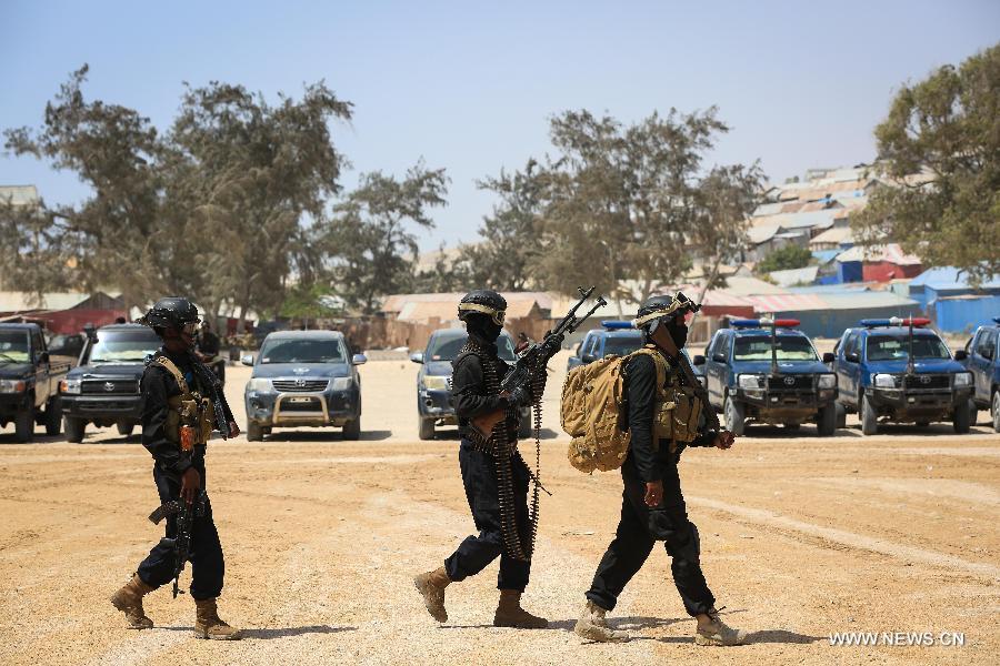Somalie: sécurité renforcée avant l