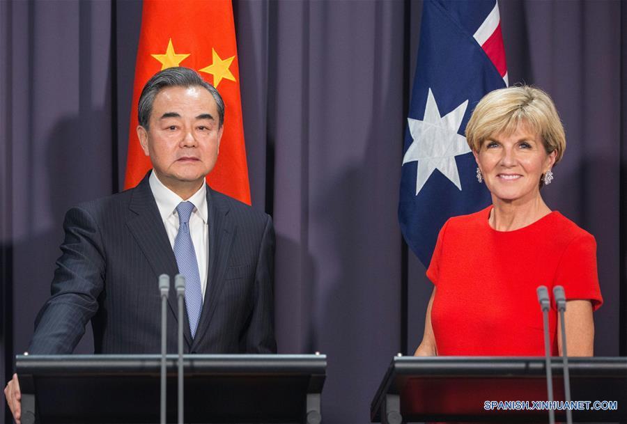 Cancilleres de los dos países dan prioridad a la cooperación comercial y económica