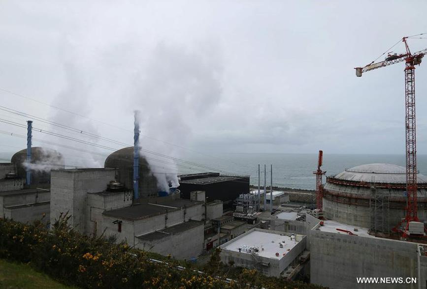 France : une explosion à la centrale nucléaire de Flamanville fait cinq blessés légers