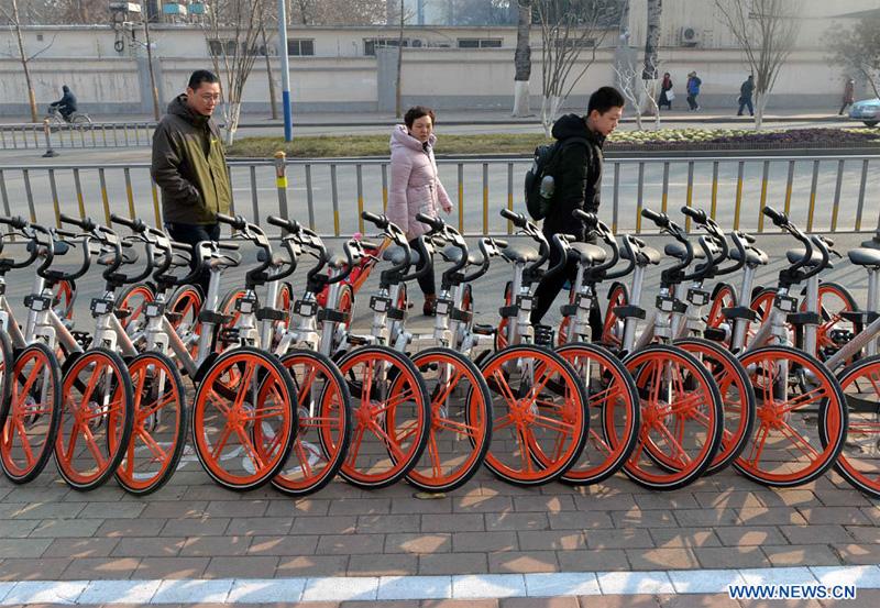 Mobike : une révolution au Royaume de vélo