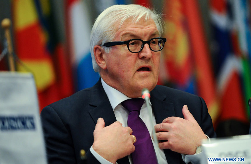Frank-Walter Steinmeier élu nouveau président allemand
