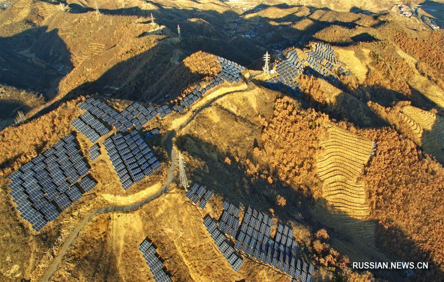 На севере провинции Хэбэй доля электростанций на новых источниках энергии превысила 50 проц
