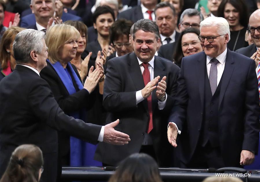 انتخاب فرانك-فالتر شتاينماير رئيسا جديدا لالمانيا