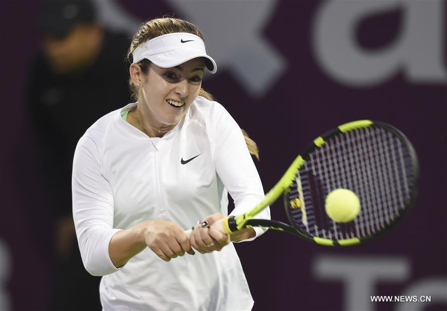انطلاق فعاليات بطولة قطر المفتوحة لتنس السيدات 2017 في الدوحة