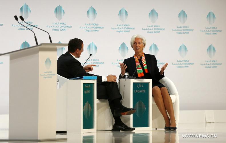 لاغارد: استثمارات الدول الخليجية بحاجة لمنظومة ضريبية مناسبة في ظل انخفاض أسعار النفط
