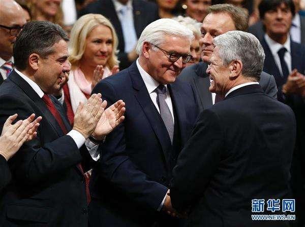 Штайнмайер избран новым президентом Германии
