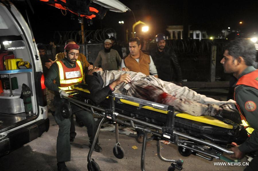 Explosión en Lahore deja un saldo de 13 muertos y 58 heridos