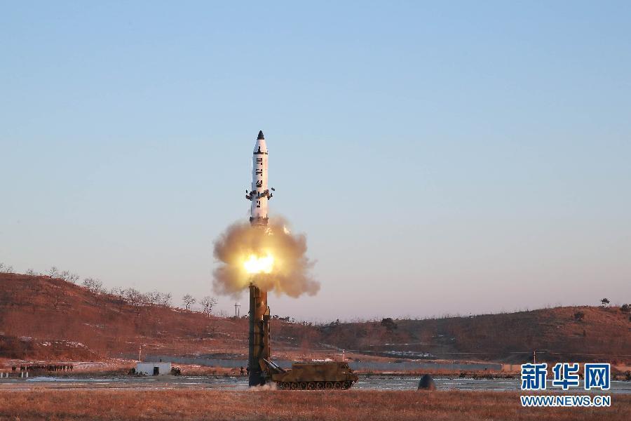 La Corée du Nord a tiré un missile balistique (ministère sud-coréen)