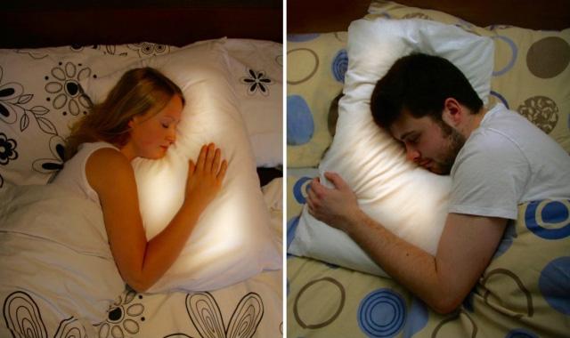 Des oreillers qui vous permettent de ressentir les battements de cœur de votre conjoint lorsque vous êtes loin