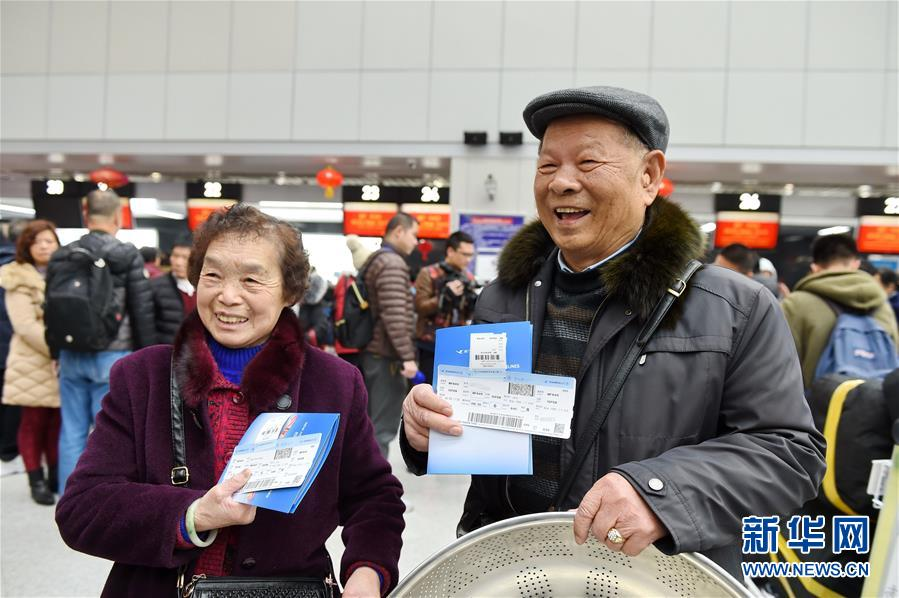 افتتاح خط جوي مباشر بين فوتشو الصينية ونيويورك الأمريكية