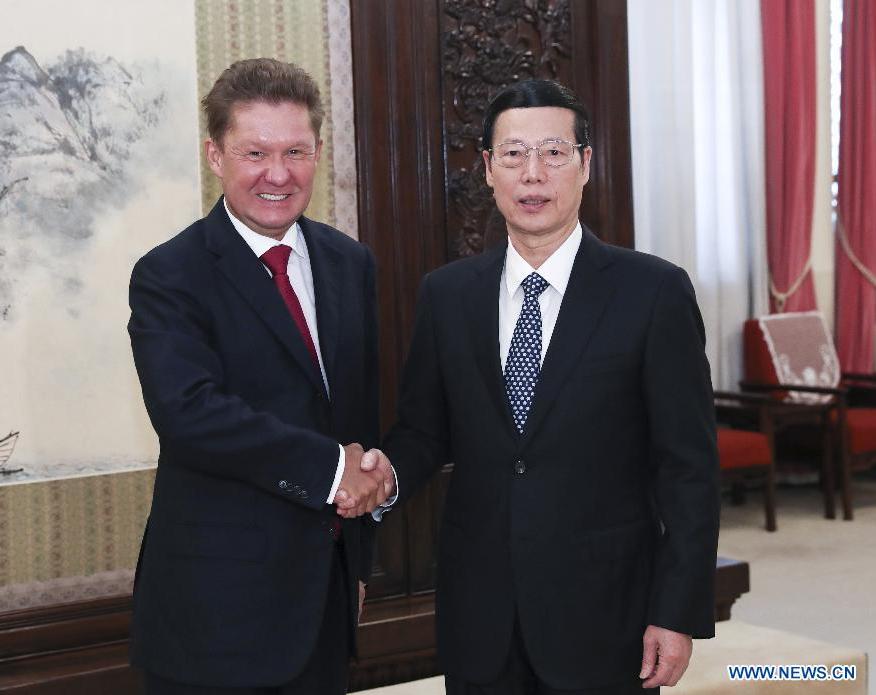 La Chine et la Russie en discussion pour la coopération énergétique
