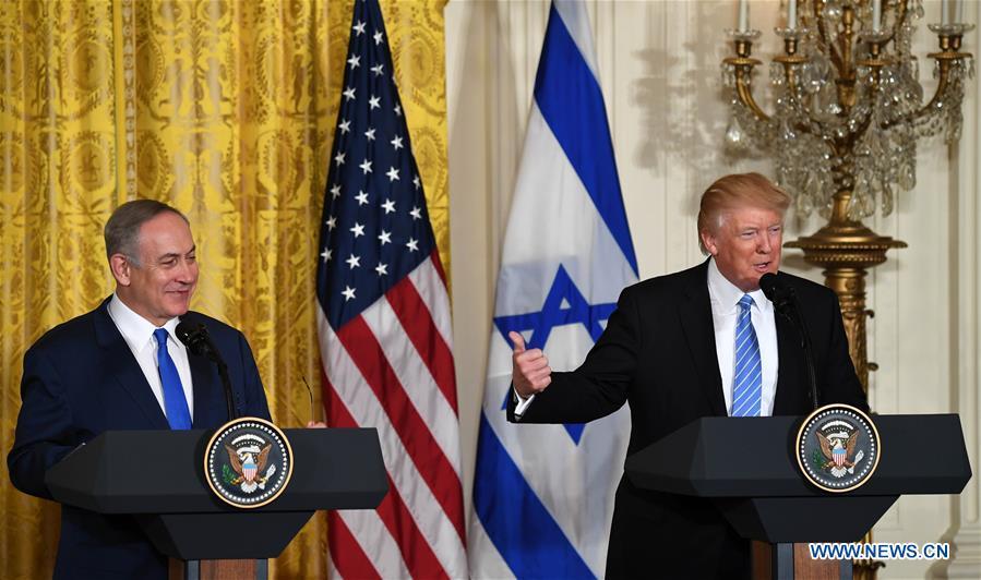 """Trump appelle Netanyahou à """"la retenue"""" sur l"""