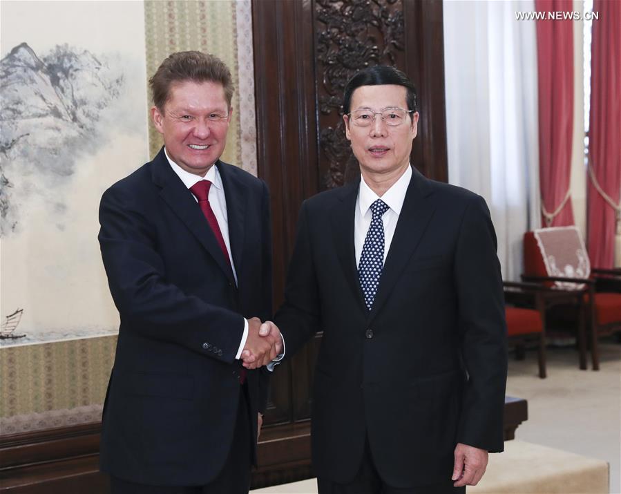 الصين وروسيا تبحثان التعاون فى مجال الطاقة