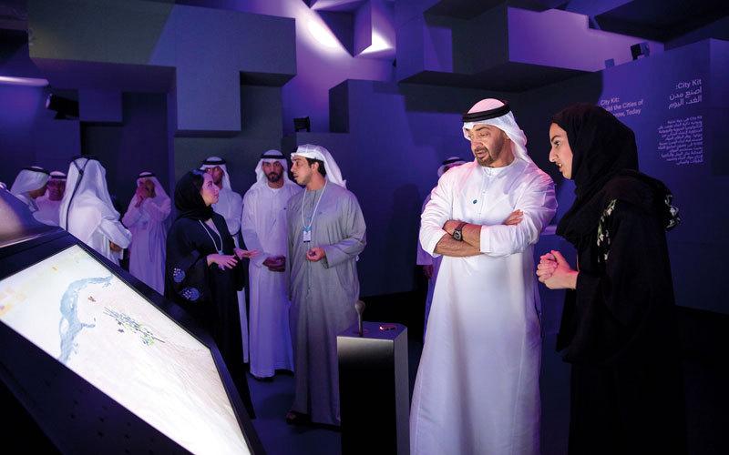 متحف المستقبل بدبي يقدم رؤى مستقبلية لمواجهة تحديات تغير المناخ
