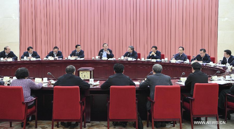 المستشارون السياسيون يناقشون سبل تعزيز التعليم في مرحلة رياض الأطفال فى الصين