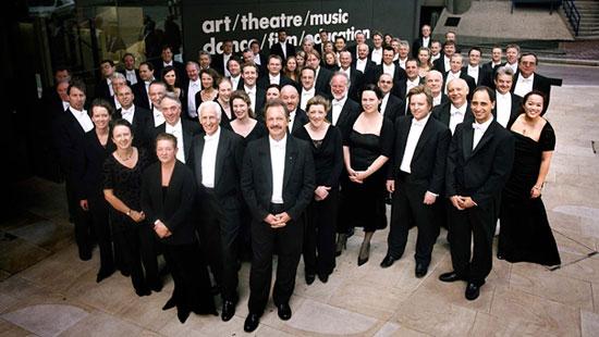 伦敦交响乐团