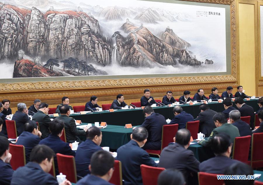 Le président chinois appelle à une perspective globale sur la sécurité nationale
