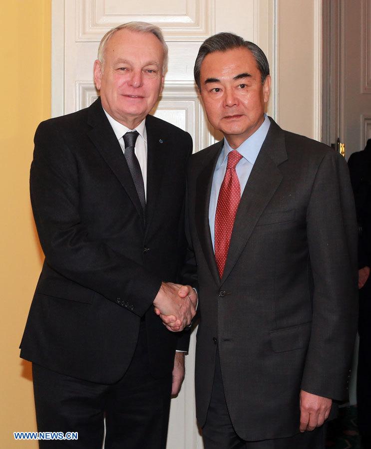 Wang Yi : la Chine a toujours soutenu l