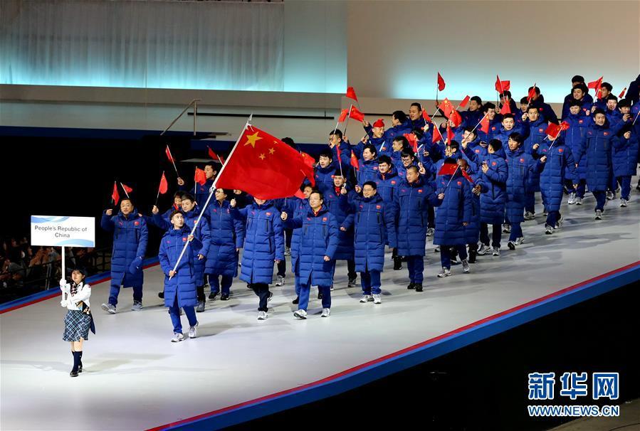 أرسلت الصين 157 رياضيا للمشاركة في دورة هذا العام