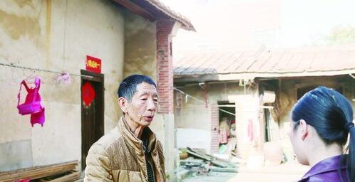 ■当年鼎美村很多村民家都成了解放军休息点。