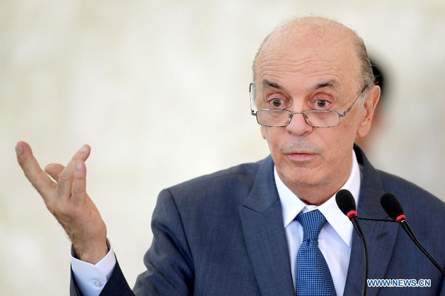 Démission du ministre brésilien des AE pour des raisons de santé