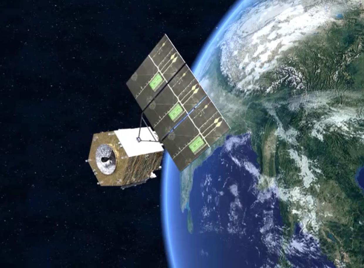 新一代静止轨道气象卫星风云四号首批图像与数