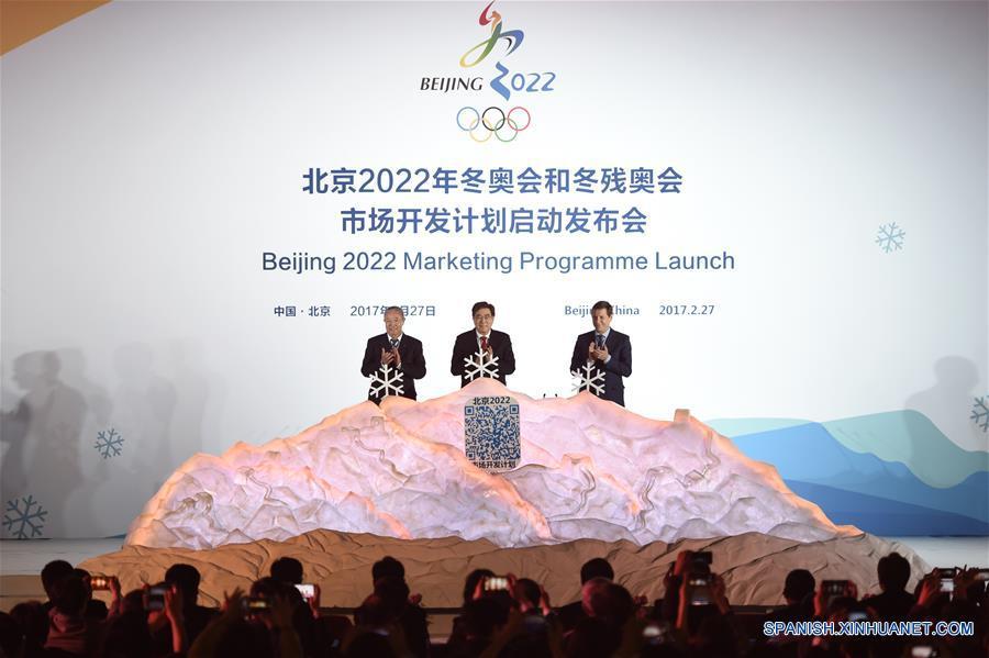Beijing 2022 Anuncia Programa De Comercializacion De Jjoo De