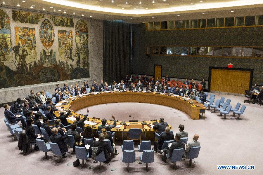 Le Conseil de sécurité échoue à adopter une résolution visant à sanctionner la Syrie pour l