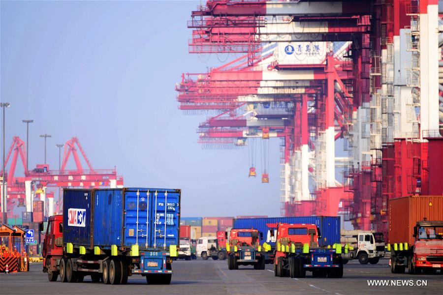 إجمالي حجم الأعمال التجارية بين الصين والدول العربية 171.14 مليار في عام 2016
