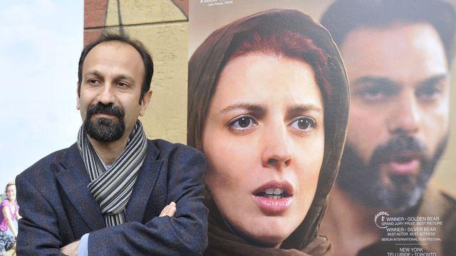 المخرج الإيراني أصغر فرهدي