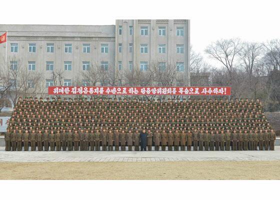 Пхеньян обещает продолжить укреплять оборонный потенциал с ядерными вооружениями