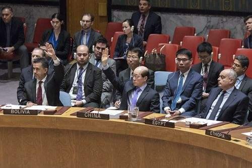 Китай и Россия наложили вето на проект резолюции ООН по Сирии