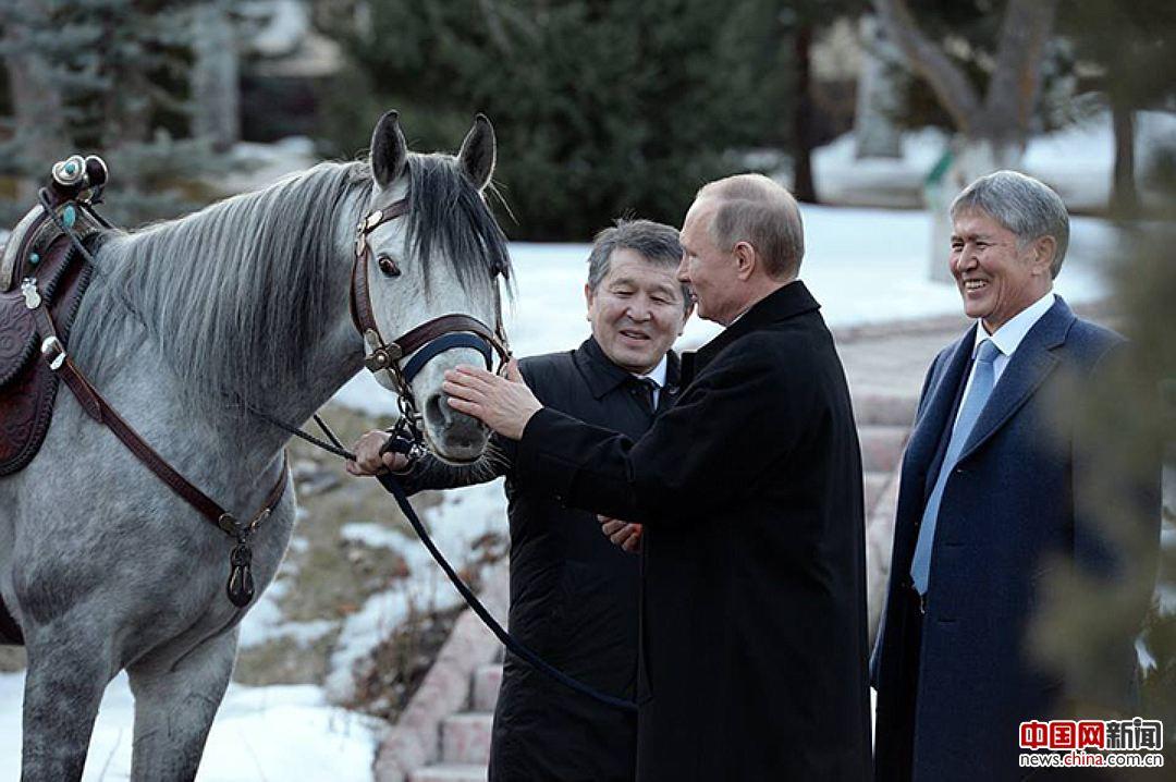 بوتين يزور  قازاقستان