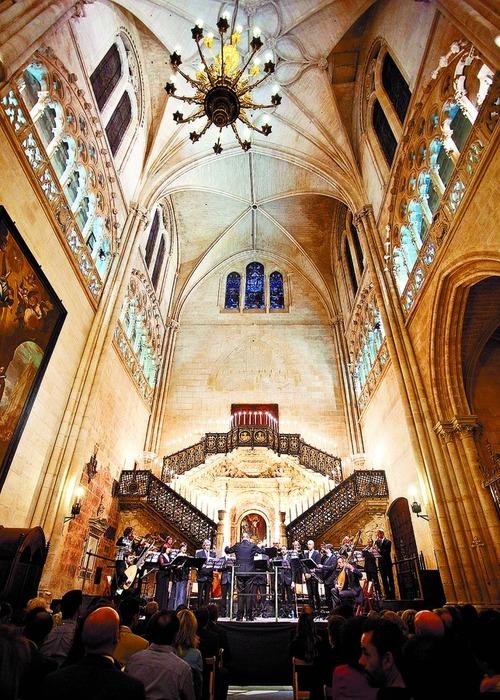 音乐史上首部歌剧《奥菲欧》推出音乐会版