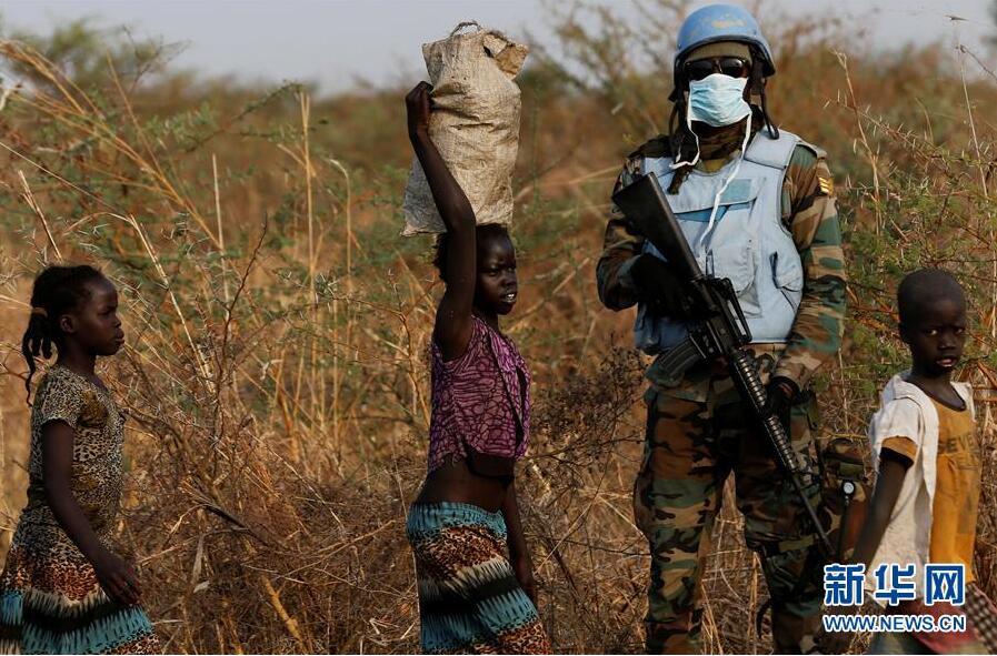 Les représentants du gouvernement sud-soudanais travaillent avec l