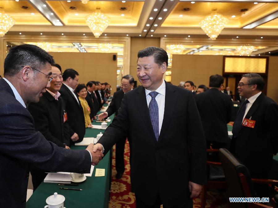 Xi Jinping appelle les intellectuels chinois à contribuer davantage au développement de la nation