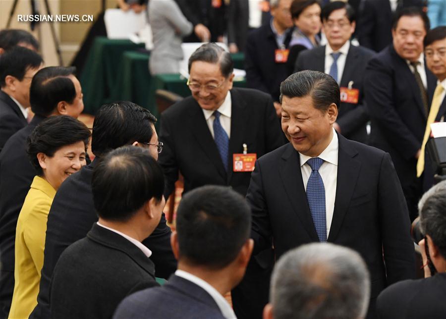 Си Цзиньпин призывает китайских интеллигентов внести вклад в национальное возрождение