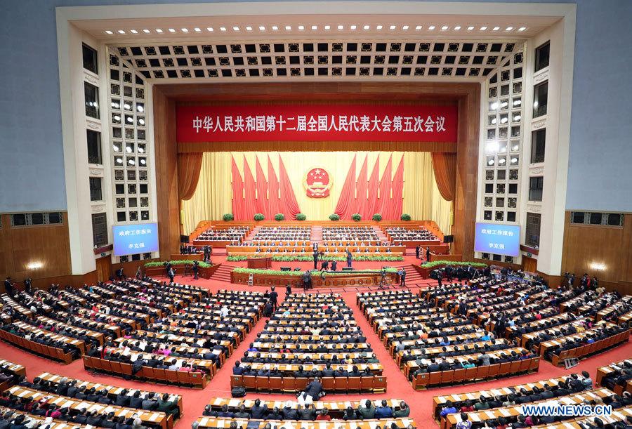 Chine : début de la session annuelle de l